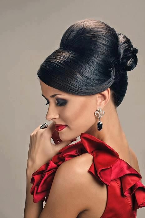 زفاف - ♥~•~♥  ► Hair *•..¸♥☼♥¸.•* And Accesories
