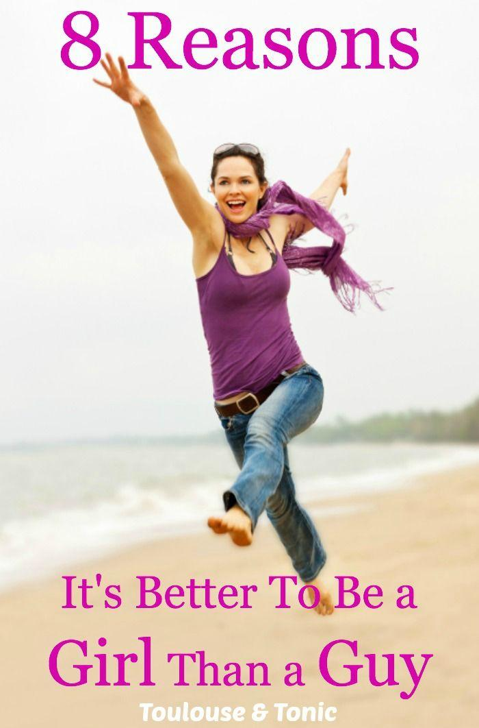 Свадьба - 8 Reasons It's Better To Be A Girl Than A Guy