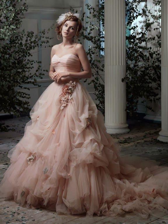 Mariage - Blush (from Very Light To Very Dark) Wedding
