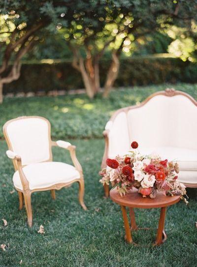 زفاف - Merlot, Blush & Gold Wedding Inspiration