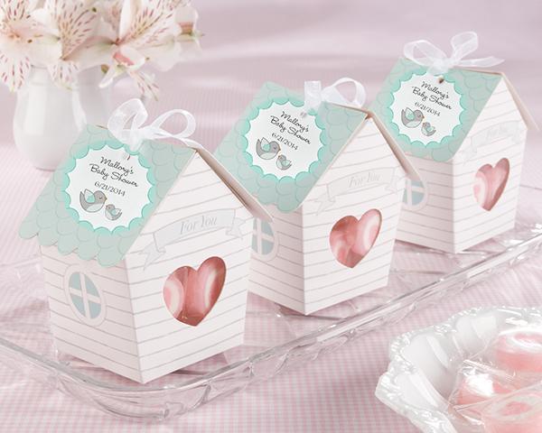 "Wedding - ""Home Tweet Home"" Bird House Favor Box"