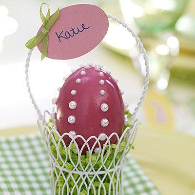 زفاف - 22 New, Fun And Easy Easter Egg Ideas