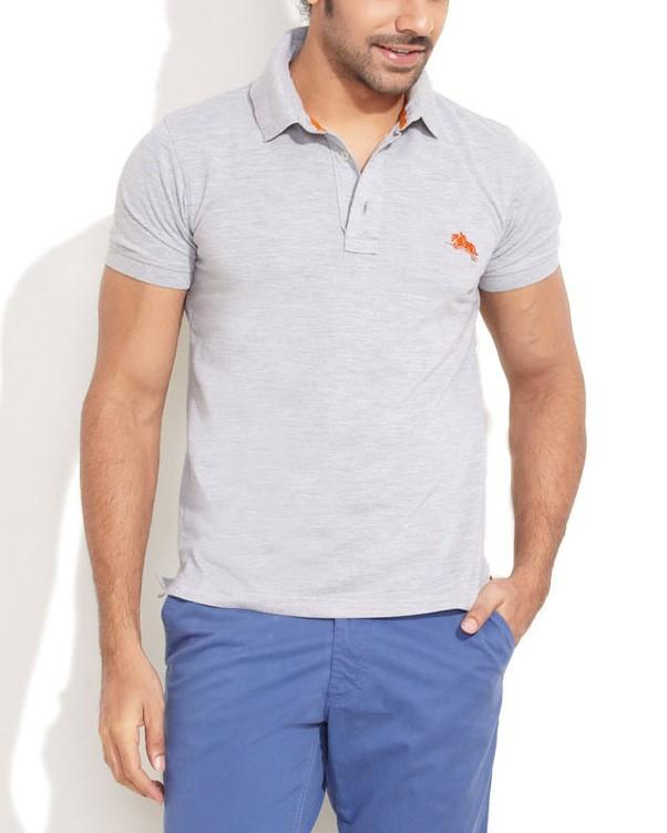 Mariage - Collar Style Polo Shirt - Yonkersnyc