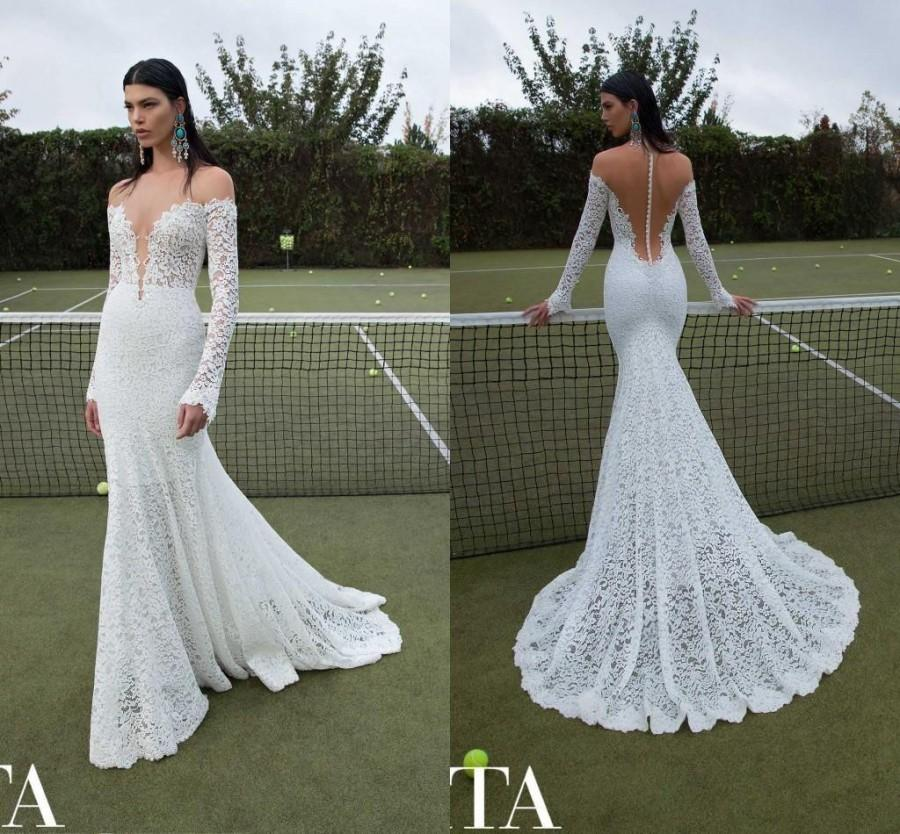 Cheap Berta Wedding Dresses - Discount Cheap Berta 2015 Mermaid ...