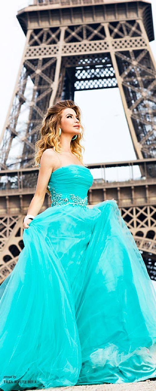 زفاف - Aqua/Tiffany Blue Wedding Palette