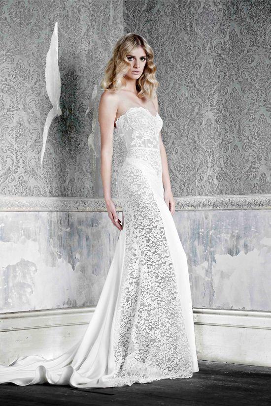Свадьба - Pallas Couture La Promesse Wedding Gowns Part 2