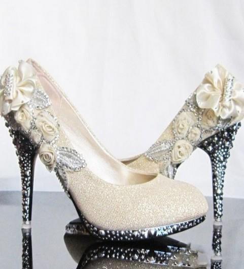 Свадьба - Fabulous Wedding Shoes