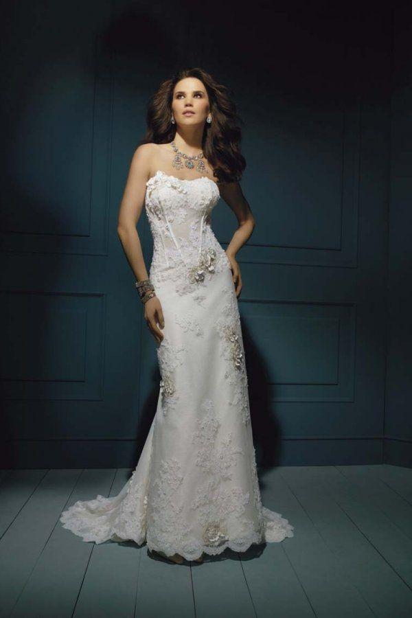 Strapless Dresses - Wedding Gown Gallery #2209447 - Weddbook