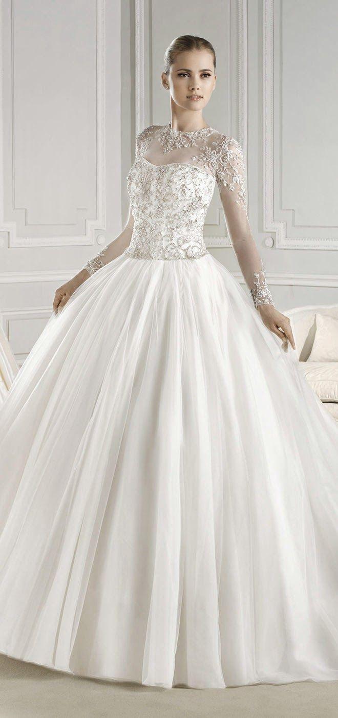 زفاف - La Sposa Barcelona 2015 Bridal Collections