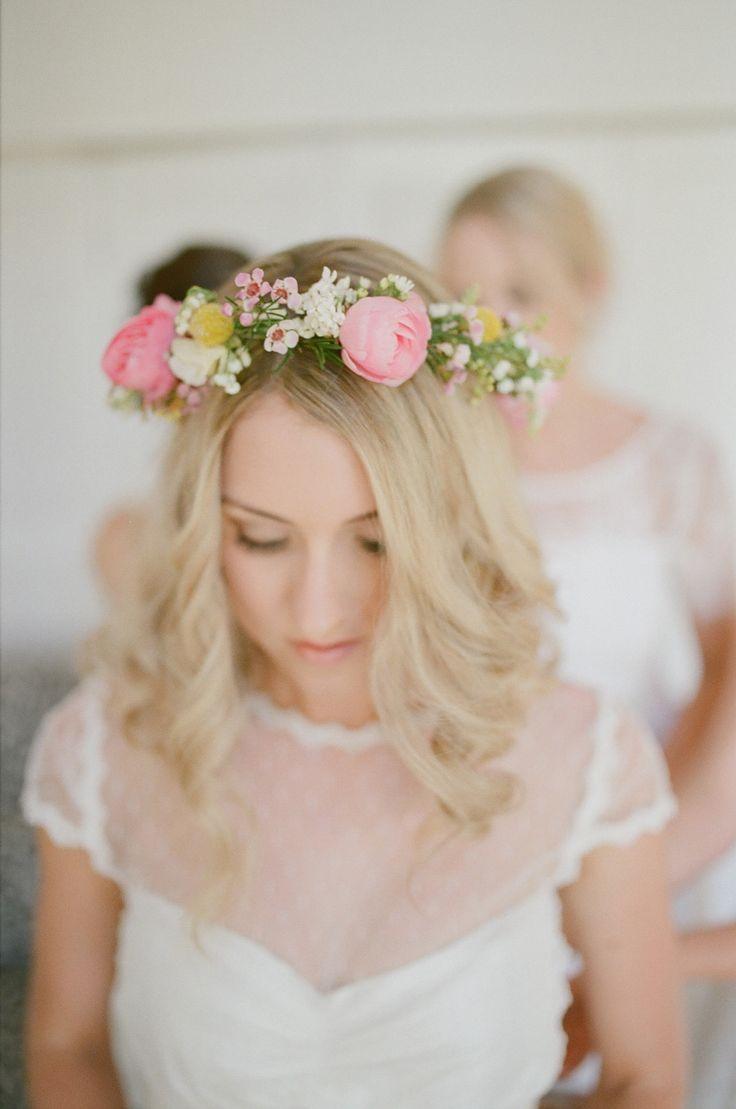 Hochzeit - Rustic Meets Romantic Queensland Wedding