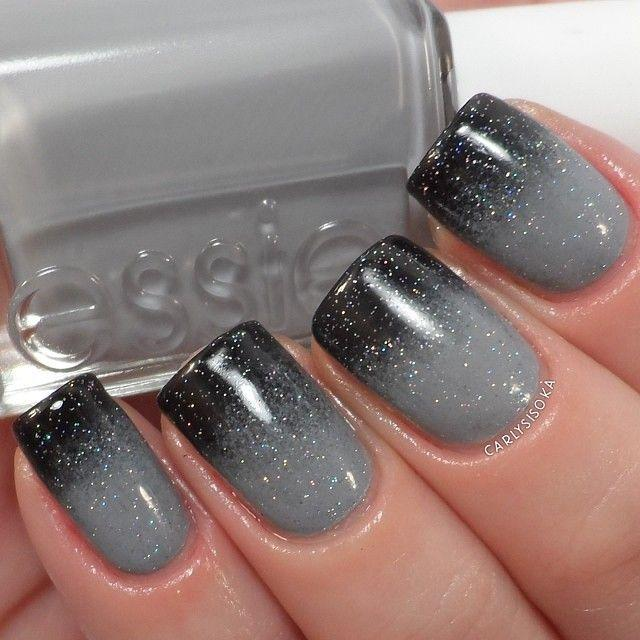 Grey Nail Ideas The Hottest Manicure For Fall 2209800 Weddbook