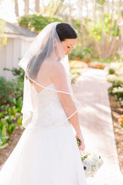 Свадьба - Classic Navy   White Santa Barbara Wedding