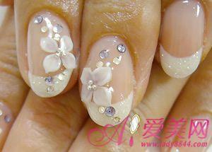 Wedding - Crazy Nails!