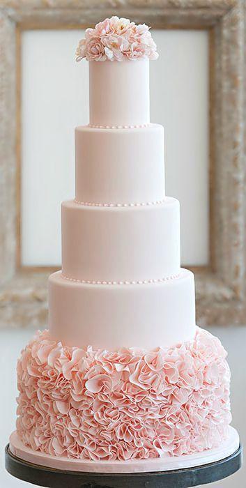 Wedding - 28 Creative And Inspirational Wedding Cakes