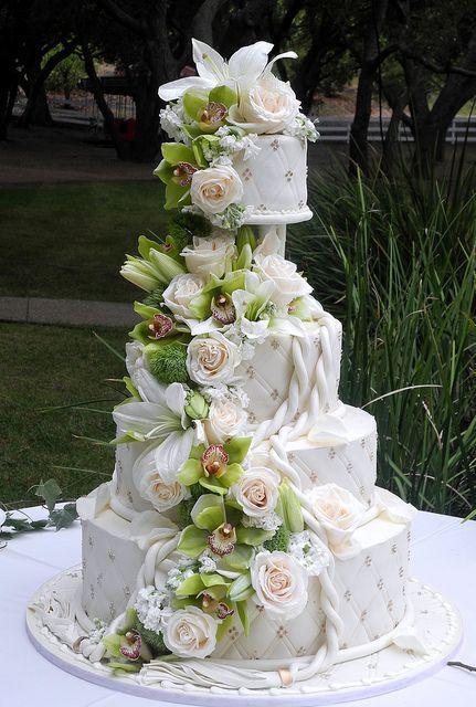 Wedding - Sweet Genius: Wedding Cakes