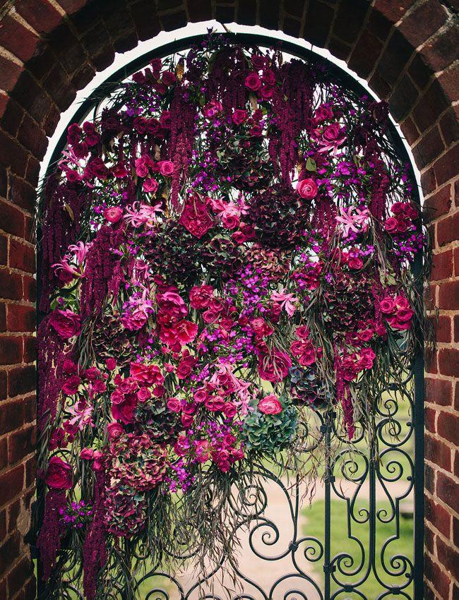 Wedding - Secret Garden Wedding Inspiration