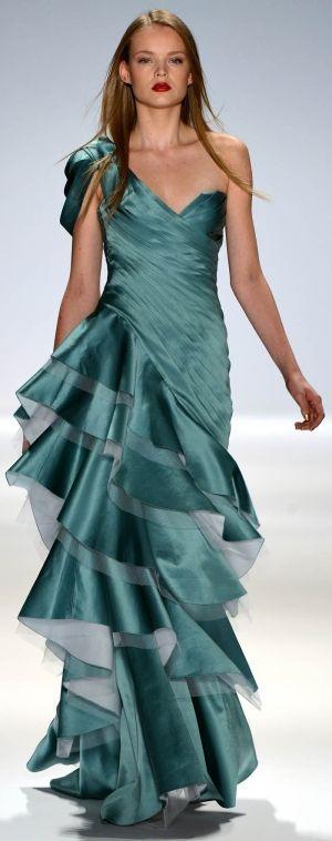 Boda - Turquoise...Runway