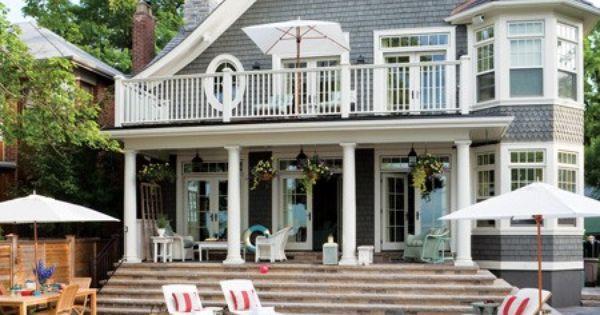 Свадьба - Outdoors: Patio, Deck & Backyard