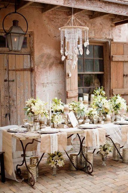 Wedding - Chic & Just Shabby