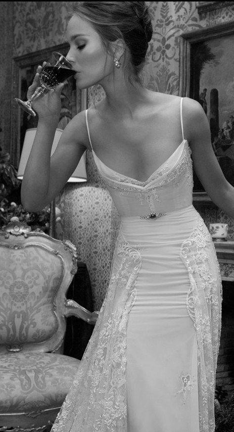 زفاف - ROMANCE Is A Beautiful -  French Lace