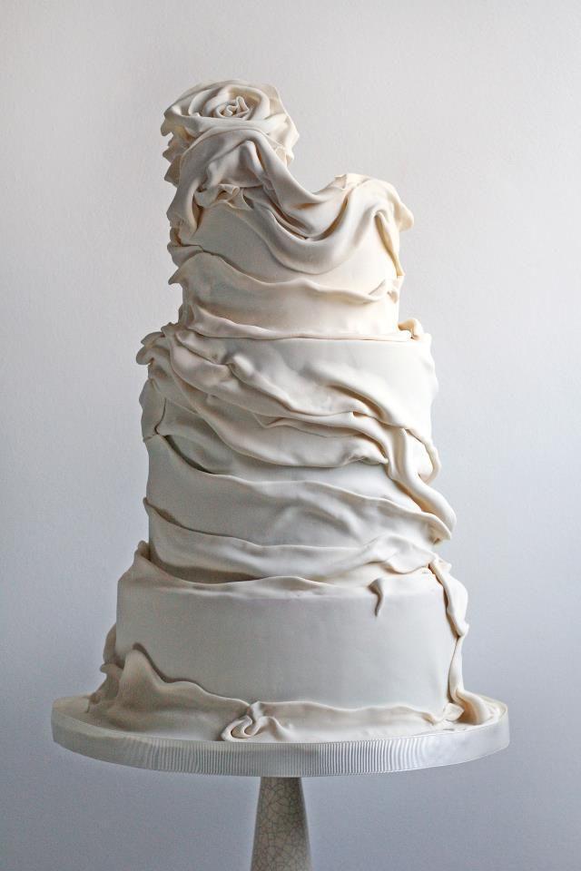 Wedding - Absolutely Love These Wedding Cake Ideas