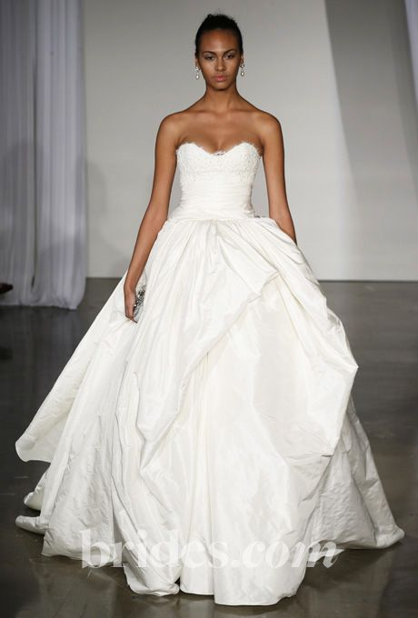Marchesa - Marchesa Wedding Dresses Fall 2013 #2210813 - Weddbook