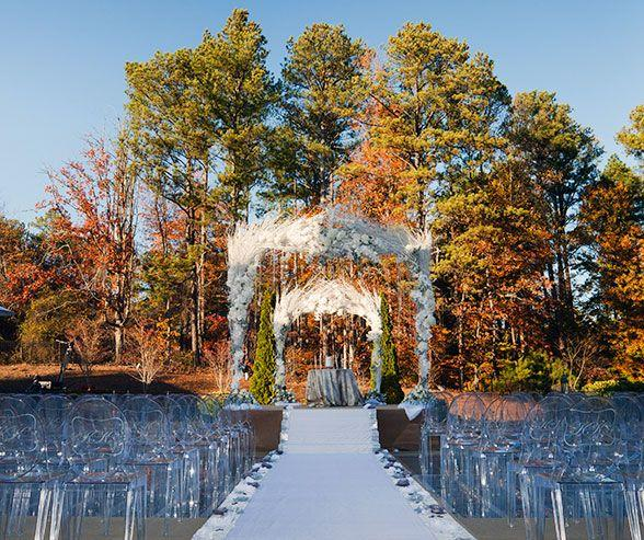 Mariage - 5 Trends For Fall Weddings