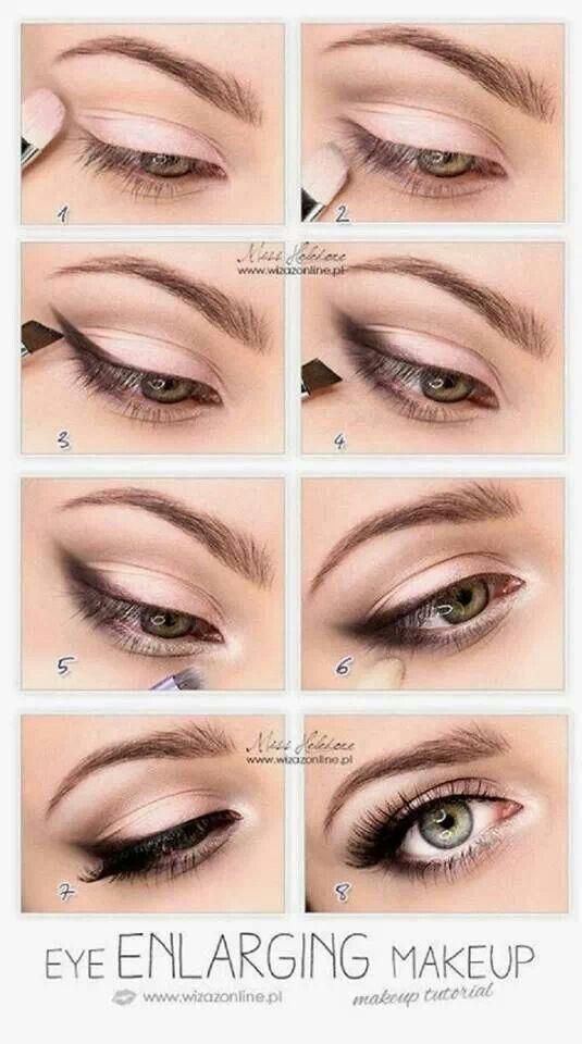 Свадьба - Eye Makeup Tutorial