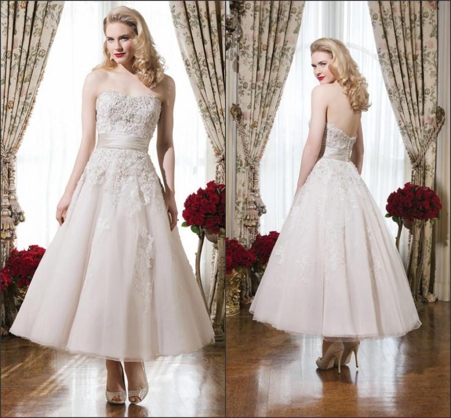 Beaded Cheap Organza Beach Wedding Dresses China Ball Gown: Discount Beach Spring Short