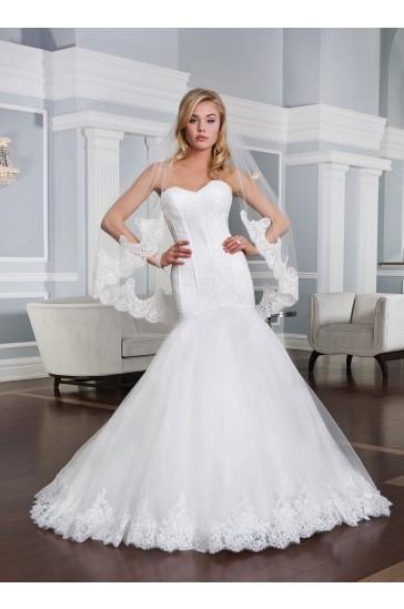 Wedding - Lillian West Style 6337
