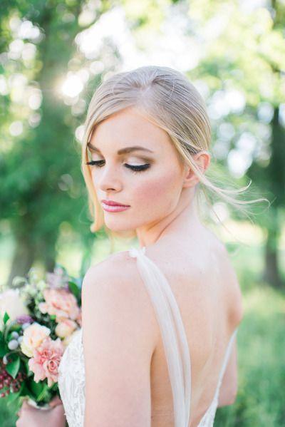 Свадьба - Rose Gold Inspiration Shoot