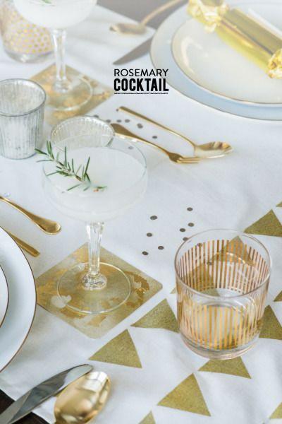Wedding - Rosemary Cocktail