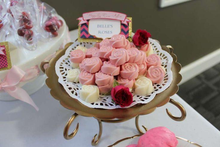 Hochzeit - Disney Chic Bridal/Wedding Shower Party Ideas