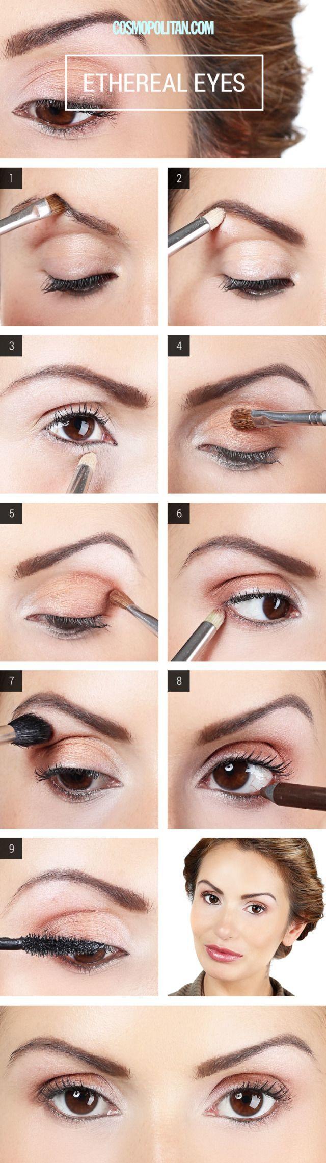 Wedding - Makeup How-To: Ethereal Eyes