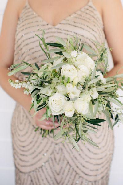 Hochzeit - Elegant Byron View Farm Wedding