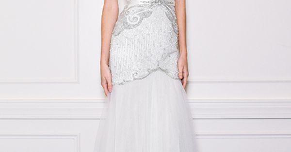 Hochzeit - Alon Livné Wedding Dresses Fall 2015 Bridal Runway Shows Brides.com