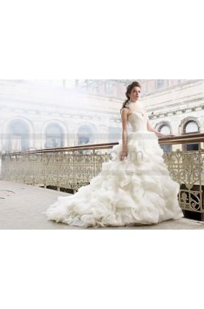 Свадьба - Lazaro Wedding Dresses Style LZ3213