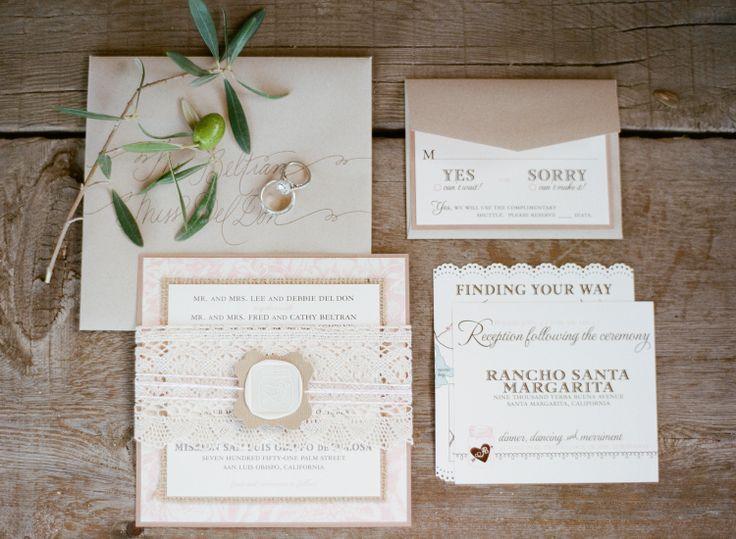 Свадьба - Paper Goods & Signage