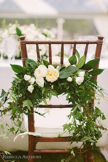 Mariage - Wedding Chair Decor