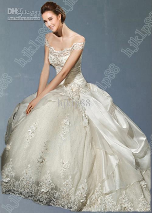 2012 Collection Essence Best Selling A Line Wedding
