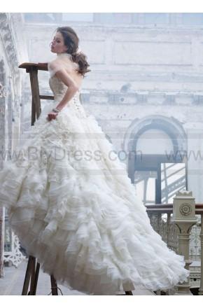 Свадьба - Lazaro Wedding Dresses Style LZ3203