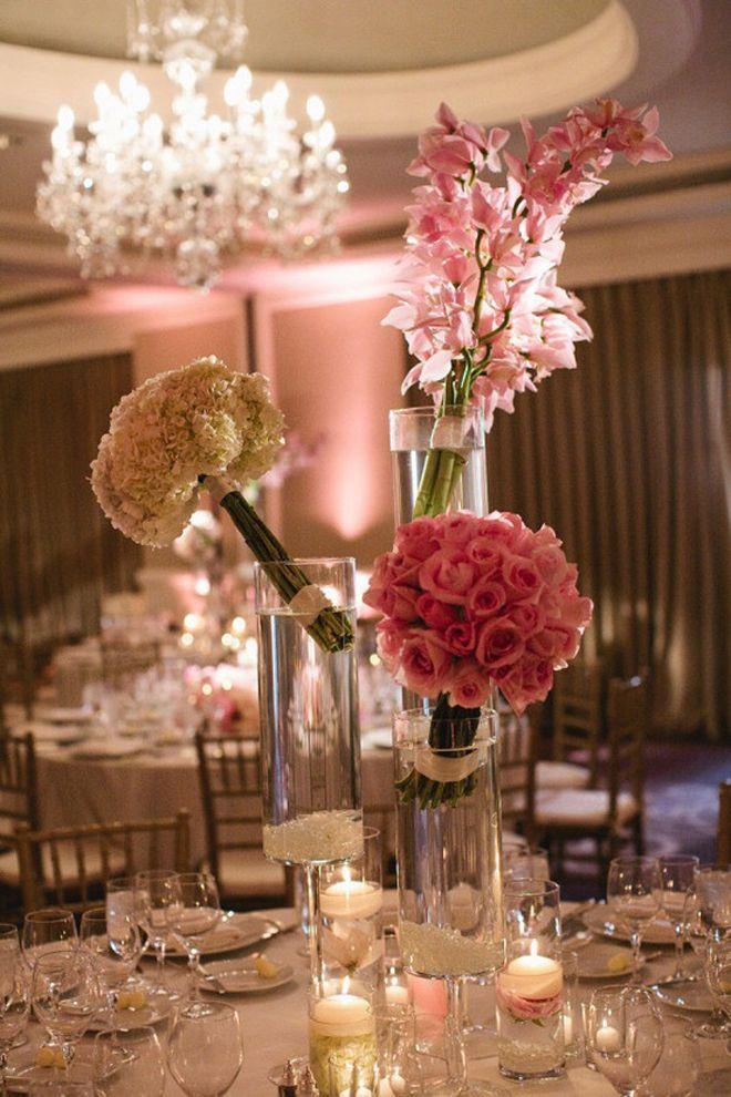 Mariage - 25 Stunning Wedding Centerpieces – Part 12
