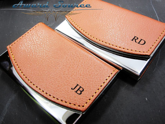 Personalized business card holder leather business card holder personalized business card holder leather business card holder groomsmen gift personalized business card case colourmoves