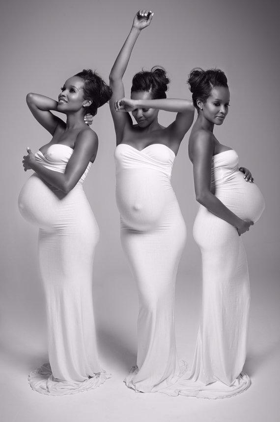 ca47d0529b7 Jessica Gown (tm)   Fitted Maternity Gown   slim fit maternity gown    sweetheart neckline Maternity dress   Maxi Dress   Bridesmaid dress
