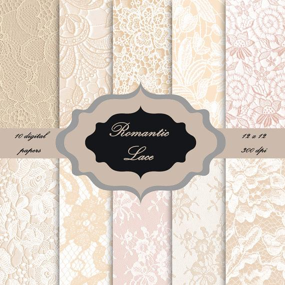 lace digital paper pack vintage lace pattern background for scrapbooking wedding invitations cards download vintage shabby backgrounds 2214406 weddbook weddbook