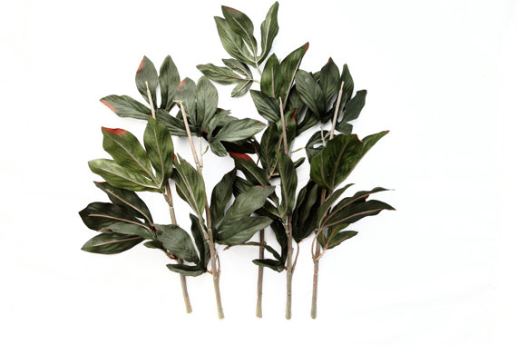 Mariage - Item 038- 5 DARK Peony Stems..up to 14 inches..Artificial Floral Stems...DIY Bouquet...Floral Arrangement...diy Wedding bouquets