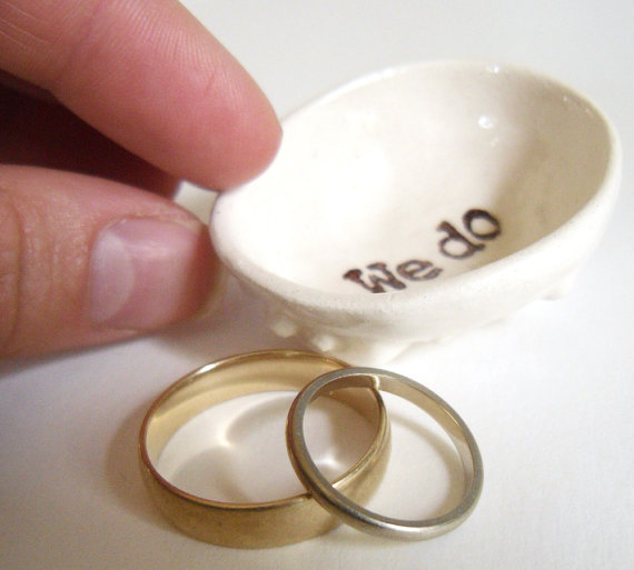 We Do Wedding Or Engagement Ring Holders Wedding Ring Pillow For