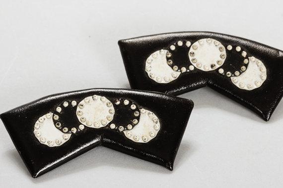 Свадьба - Vintage Shoe Clips