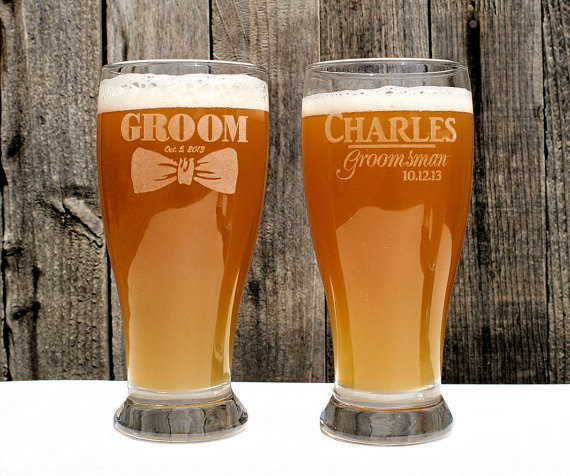 Personalized Beer Mugs Wedding Gift : ... the Best Man Gift, Personalized Groomsmen Gift, Wedding Party Favors