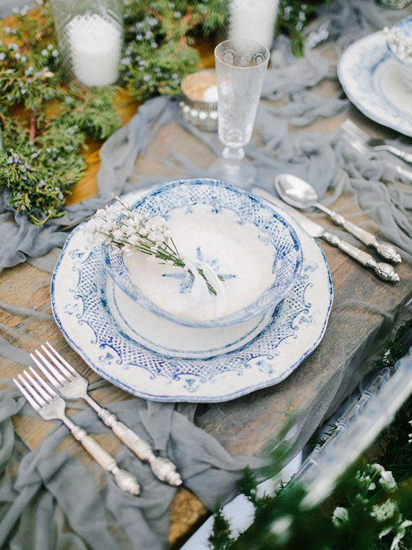 Wedding Place Settings - Place Setting Details #2215786 - Weddbook